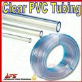4mm x 6mm (5/32 inch) Clear Un-Reinforced PVC Tubing Hose Pipe